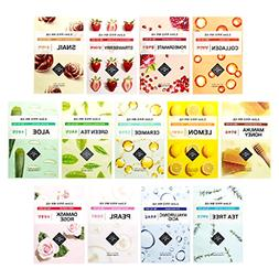 ETUDE HOUSE 0.2mm Air Mask 20ml Combo Pack