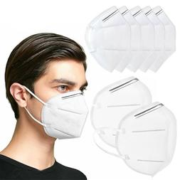 1pc to 5pc - KN95 Face Mask 5 Layer Mouth Cover Medical - Fa