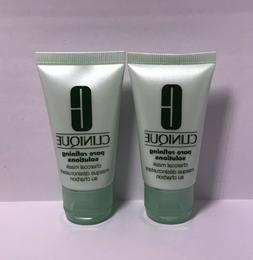 2 x Clinique Pore Refining Solutions Charcoal Mask 1 oz / 30