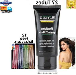 27 Black MASK Blackhead Remover Deep Cleansing Purifying pee