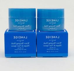 2x Laneige Special Care Water Sleeping Mask 0.3 fl oz/10 ml