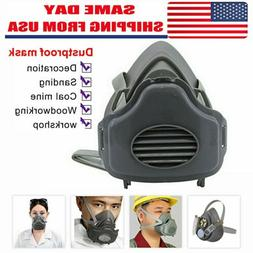 3 in 1 Safety Gas Mask Respirator Half Face Protect For Pain