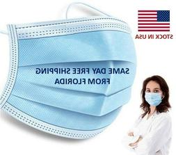 50 PCS Face Mask Medical Quality Surgical Dental Disposable
