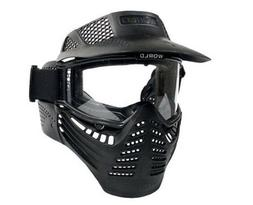 Full Face Tactical Mask Airsoft Paintball w/ Eye Protective