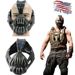 Xcoser Bane Mask 2015 New Version The Dark Knight Rises Hall