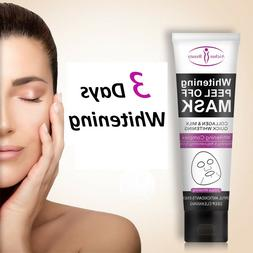 AICHUN Beauty Whitening Cream Peel Off Mask Natural Care Cle