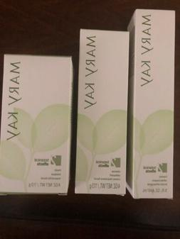 Mary Kay Botanical Effects Formula 2.  Three Pack - 1 Cleans