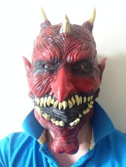 Devil Mask Diablo Love Hate TV Series Halloween Movie Qualit