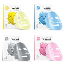 Dermask Rubber Mask-Moist Lover,Bright Lover,Firming Lover,