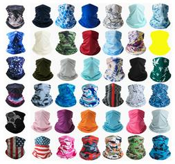 Face Mask Bandana Cooling Cover Breathable Scarf Neck Gaiter