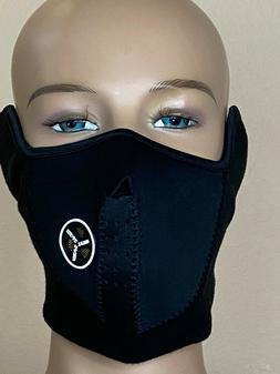 FACE MASK ADJUSTABLE PROTECTS 2 WAY MEN WOMEN REUSABLE WASHA