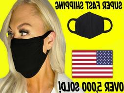 face mask double layer reusable and washable