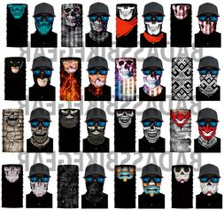 FACE MASK Neck Gaiter Sun Shield Balaclava Bandana Scarf Sku