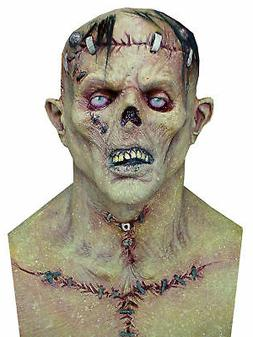 Frankenstein Adult Mask Latex Scary Movie TV Character Ogre