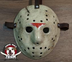 """Friday the 13th Part 6 style """"Film Accurate"""" Hand painted Ja"""