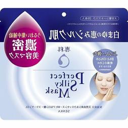 FT Shiseido Senka Perfect silky mask 28 sheets Moisture Beau