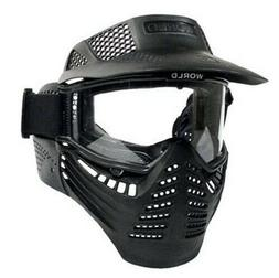 Full Face Tactical Mask Airsoft Paintball with Eye Protectiv