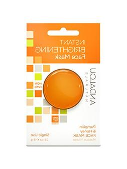 Instant Brightening Face Mask Andalou Naturals .28 oz Mask