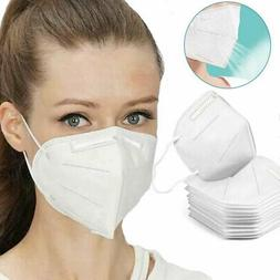 KN95 Face Mask Mouth Cover Medical - USA Ships ASAP