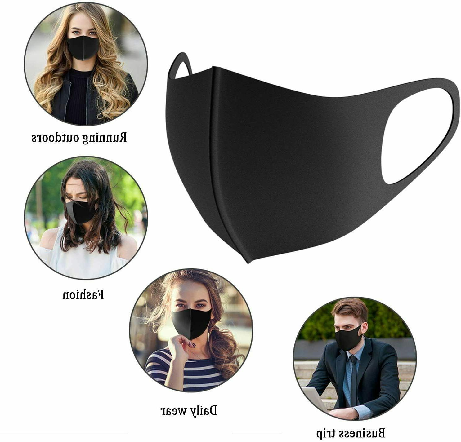 10-PACK Face Mask Adult IN USA