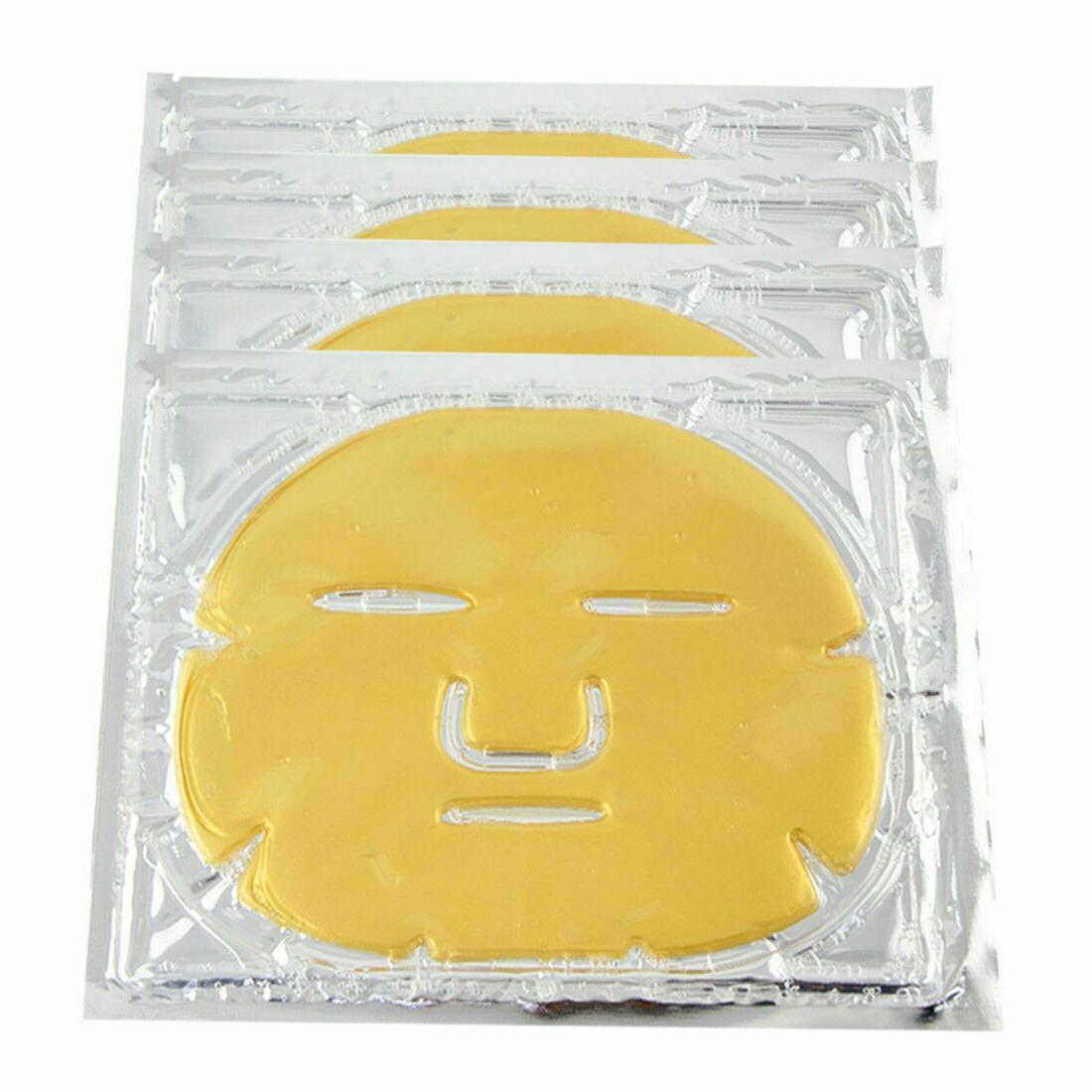 24K Facial Face Moisture Aging Wrinkle Patch