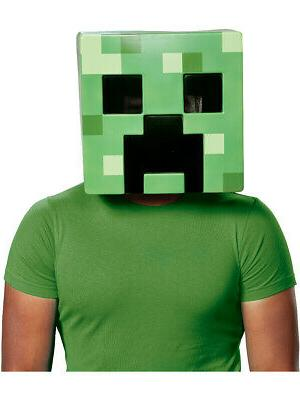 adult s minecraft creeper mob monster vacuform