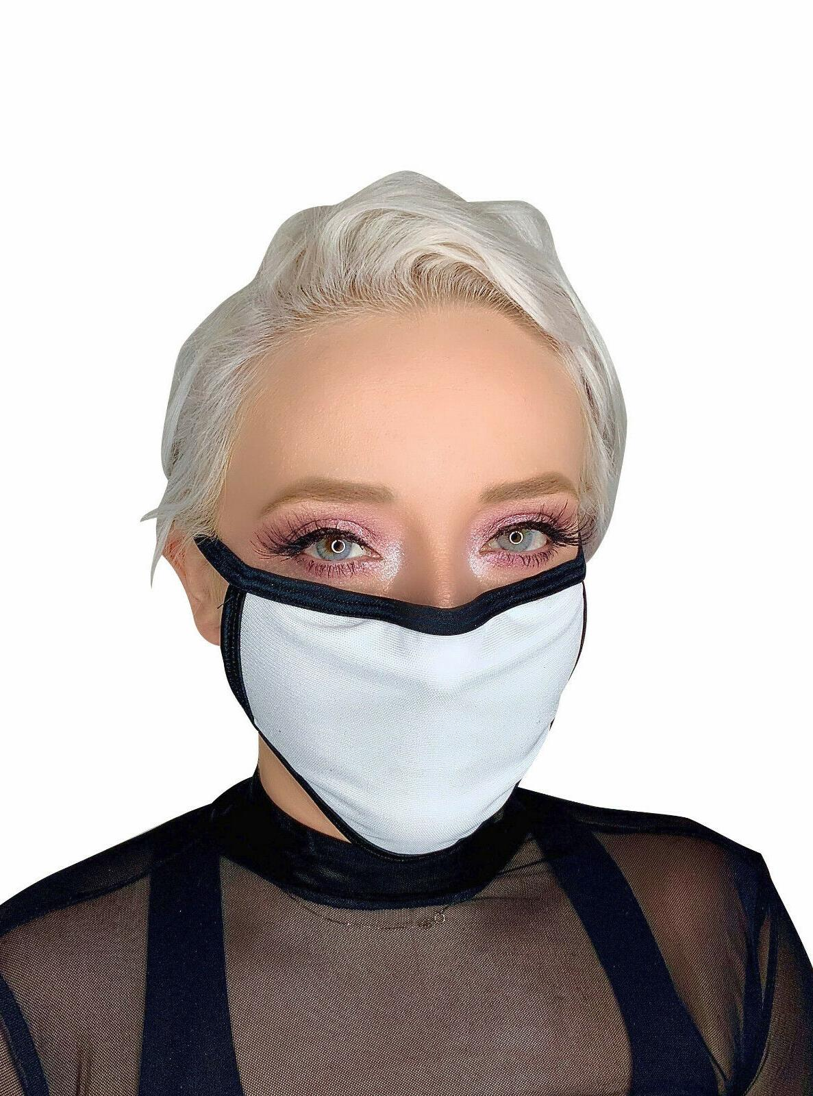 Face Cover Mask - Multi Layer - Made