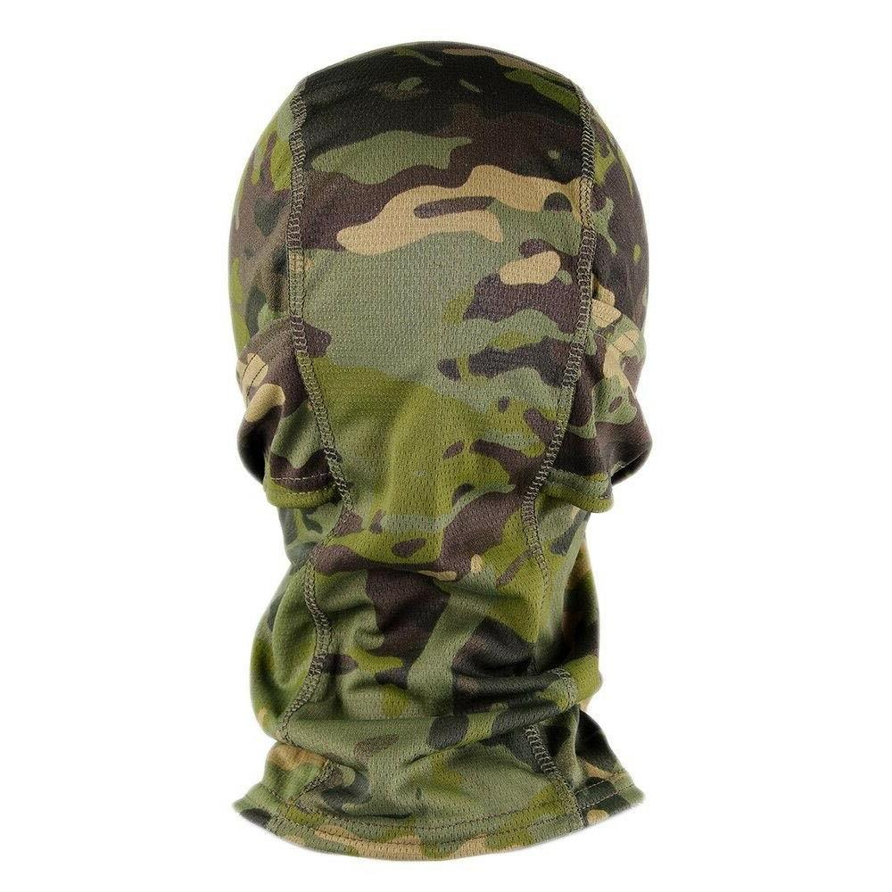 Camo Scarf Mask Hood Hunting Tactical US