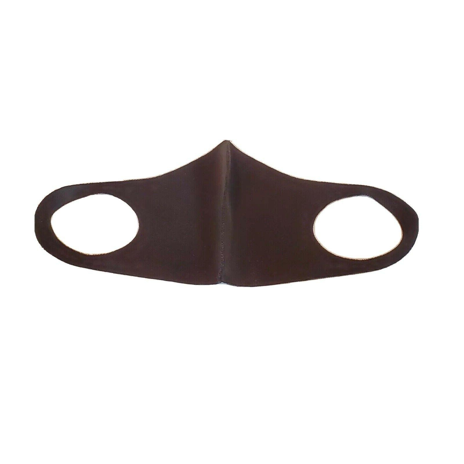 Face Mask black Mouth protection reusable
