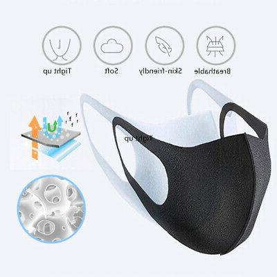 Face Mask Reusable Covering Men Protective