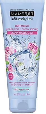 Glacier Water and Pink Peony Hydrating Anti Pollution Gel Cr