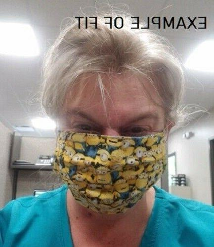 M&Ms Candy M and M Face Mask