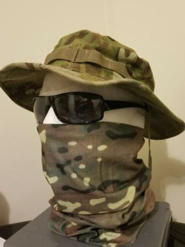 Multicam mask tactical military HUNTING balaclava OCP