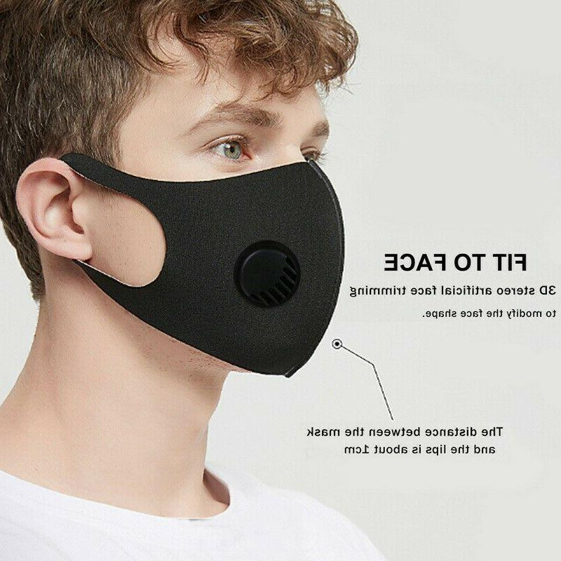 Reusable Cloth Breathable With Valve