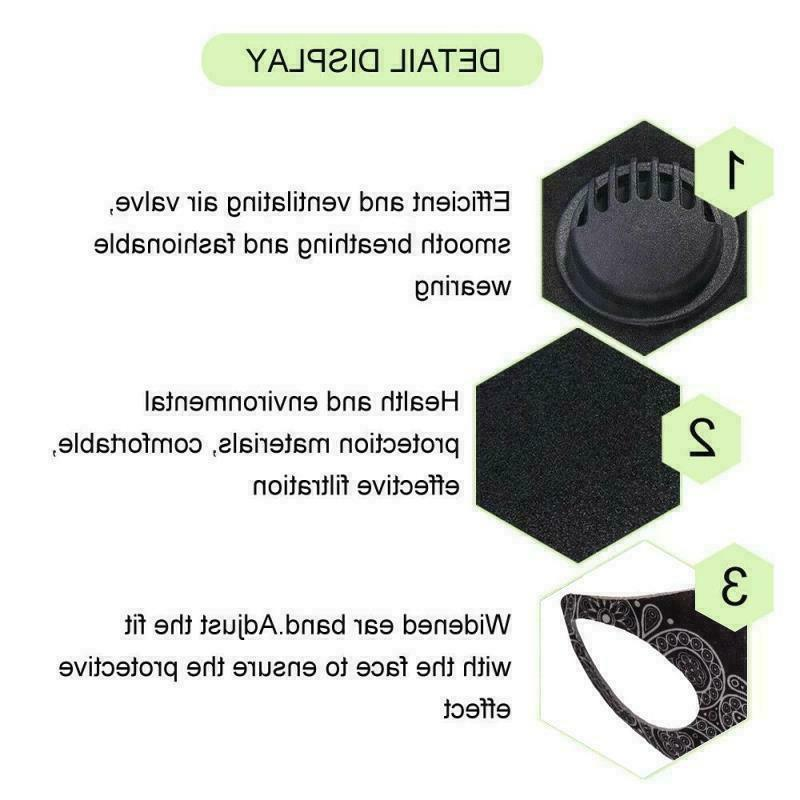 Reusable Cloth Breathable With