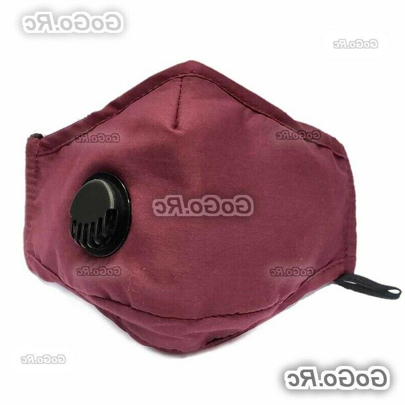 Ventilation Mask With 2 Filter