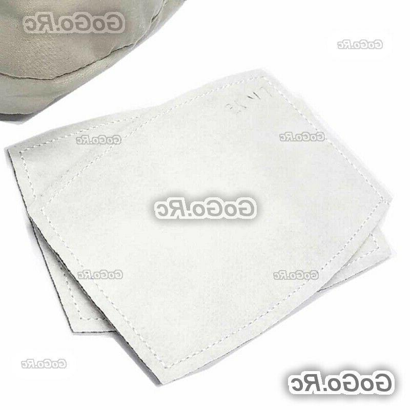 Reusable Cloth Ventilation Port With Filter