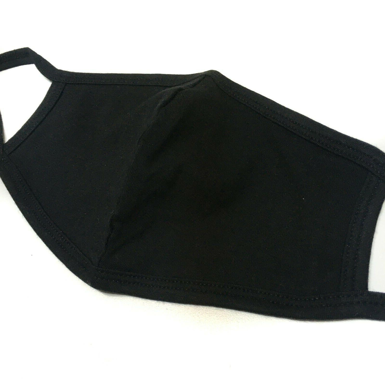 Soft Face Mask Double Layer Fashionable Reusable Cloth
