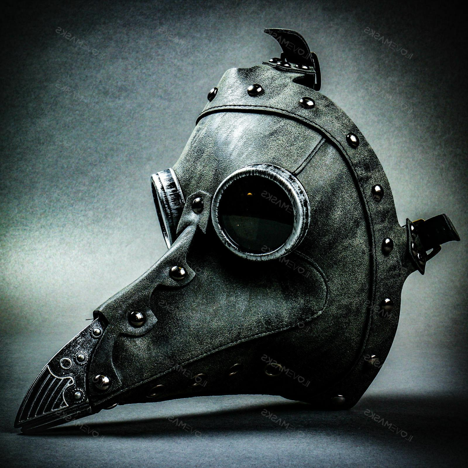 Steampunk Leather Plague Medieval History Death