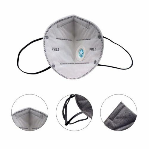 US Dust Proof Respirator Cover Mouth Filter