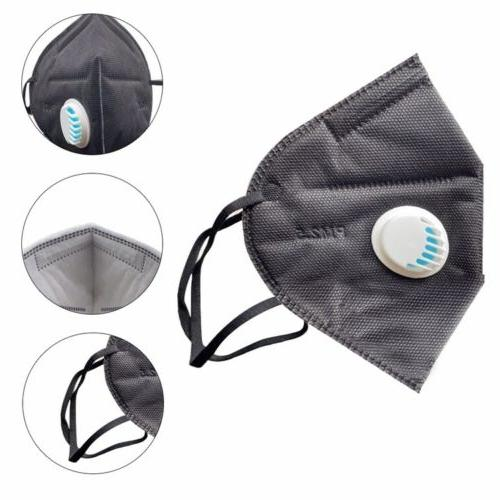 us anti dust proof respirator face pm2