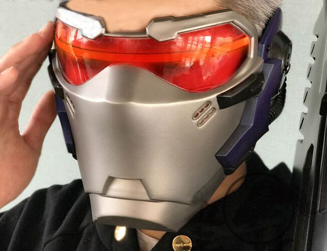 Helmet Props ABS LED Without Battery