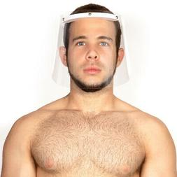 Men's Mask Protect 3295 Polycarbonate Faceshield Clear Acces