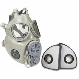 Military Czech Gas Mask M10M With Hydration Straw Filters Em