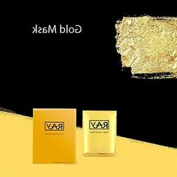 Moisturizing Whitening And Brightening Facial Mask Gold/Silv