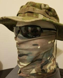 multicam face mask tactical military army camo