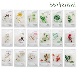 innisfree My real squeeze mask 18kinds  +