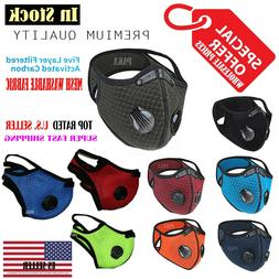 new style cycling face mask with active