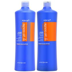 Fanola No Orange Shampoo + Mask 1000ml / 33.8oz w/Free Nail