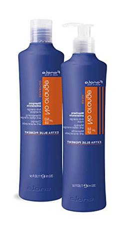 Fanola No Orange Shampoo & Mask, 350 ml